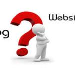 Qual é a diferença entre Site e Blog?