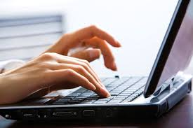 escrever artigos para blog