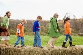 criando um lider na infância